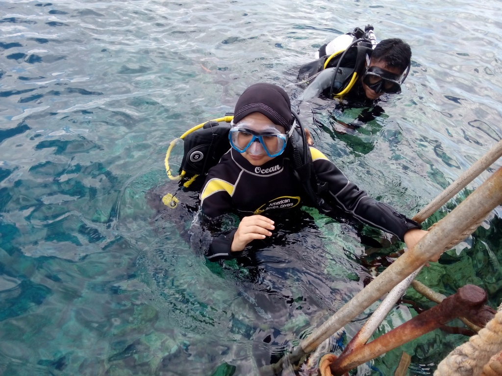 diving, wakatobi